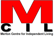 Merton Centre for Independent Living Logo