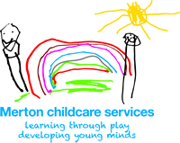 Merton Childcare Services Logo