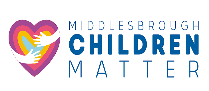 Middlesbrough Children Matter logo