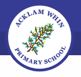 Acklam Whin Primary website