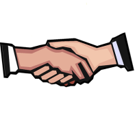 employers Handshake image