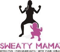 Sweaty Mama Logo