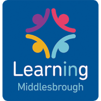 Learning in Middlesbrough Logo