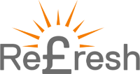 Refresh Debt Services logo