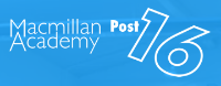 Macmillan Post 16 logo