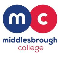 Middlesbrough College Logo