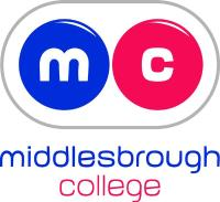 Middesbrough College Logo