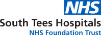 South Tees NHS logo