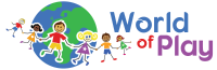 World of Play Logo
