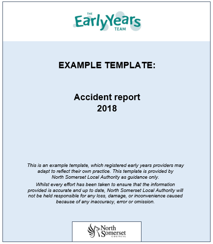 Accident Report | North Somerset Online Directory