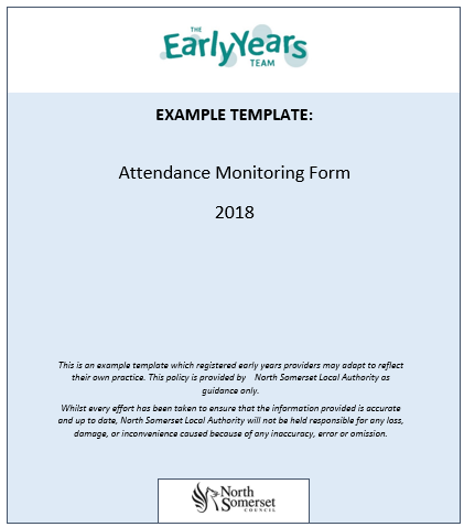 an example of attending to detail in a form is