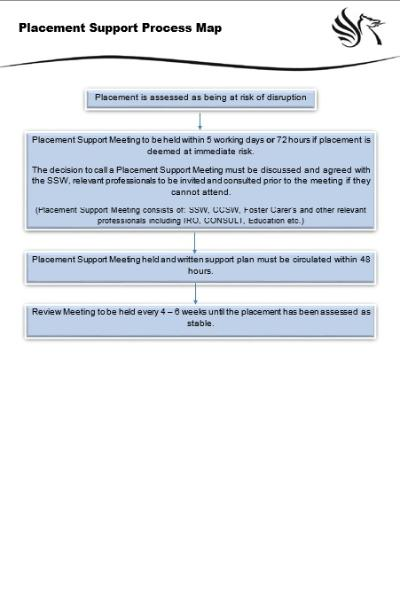 long term matching and permanency policy placement support process