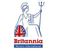 Britannia Movers Logo