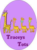 Tracey's Tots Logo