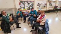 Fortnightly Ukelele class, 2nd & 4th Tuesdays