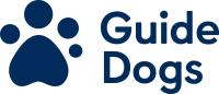 The guide dogs logo