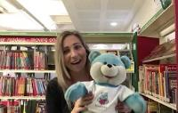 Bookstart Bear at Rhymetime