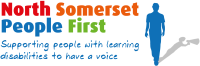 North Somerset People First logo