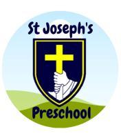 St Joseph's preschool logo