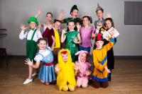 Picture of people in costume