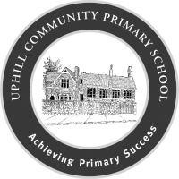 Uphill Primary School logo