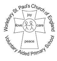 Worlebury St Pauls logo