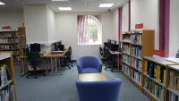 Yatton Library Computer Area