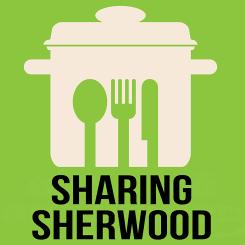 Sharing Sherwood logo