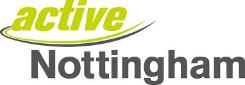 Active Nottingham logo