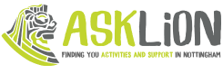 ASKLiON logo