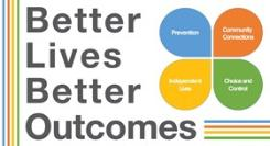 Better Lives Better Outcomes logo