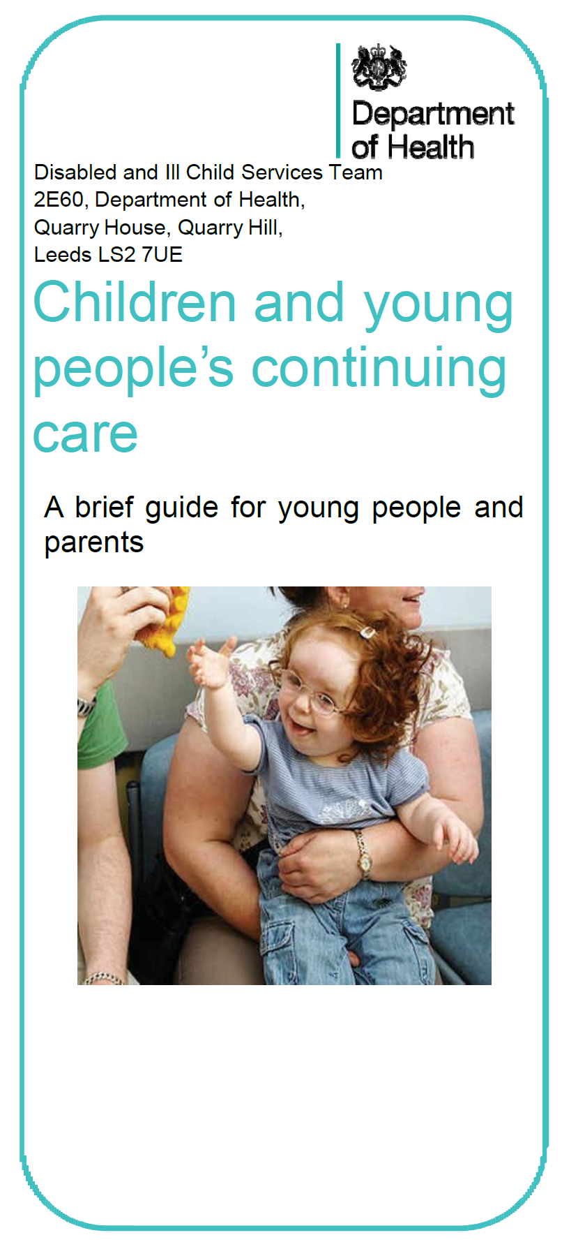 Continuing Care Leaflet