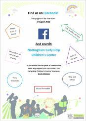 facebook leaflet