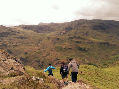 Activity photos - Lake District Hike
