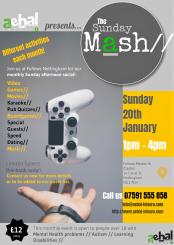 January Sunday Mash details!