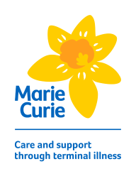 Marie Curie - Care and Support through terminal illness.