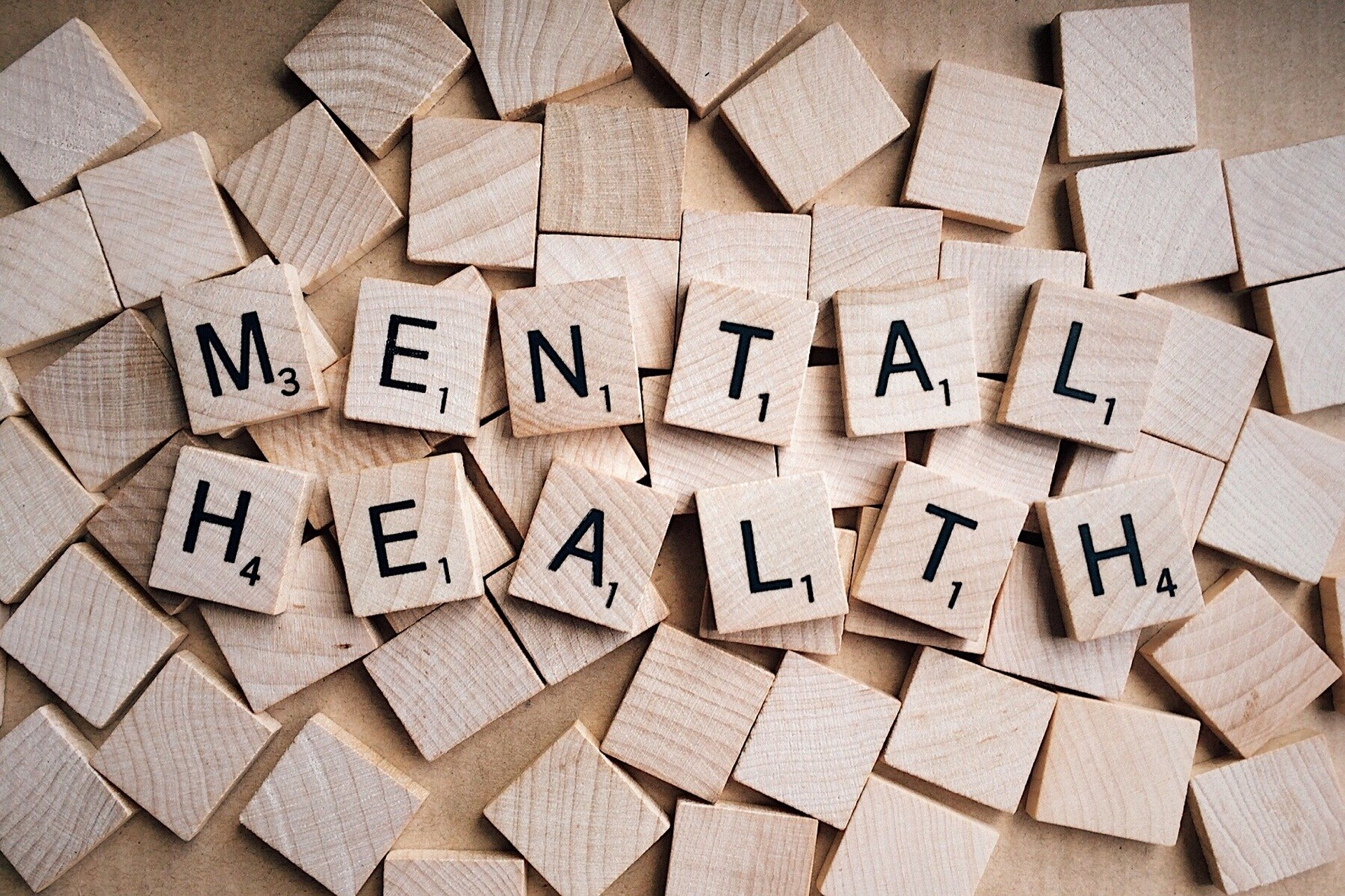 image of mental health puzzle