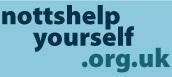 Nottinghamshire Help Yourself logo