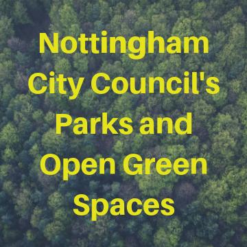 Nottingham City Parks logo