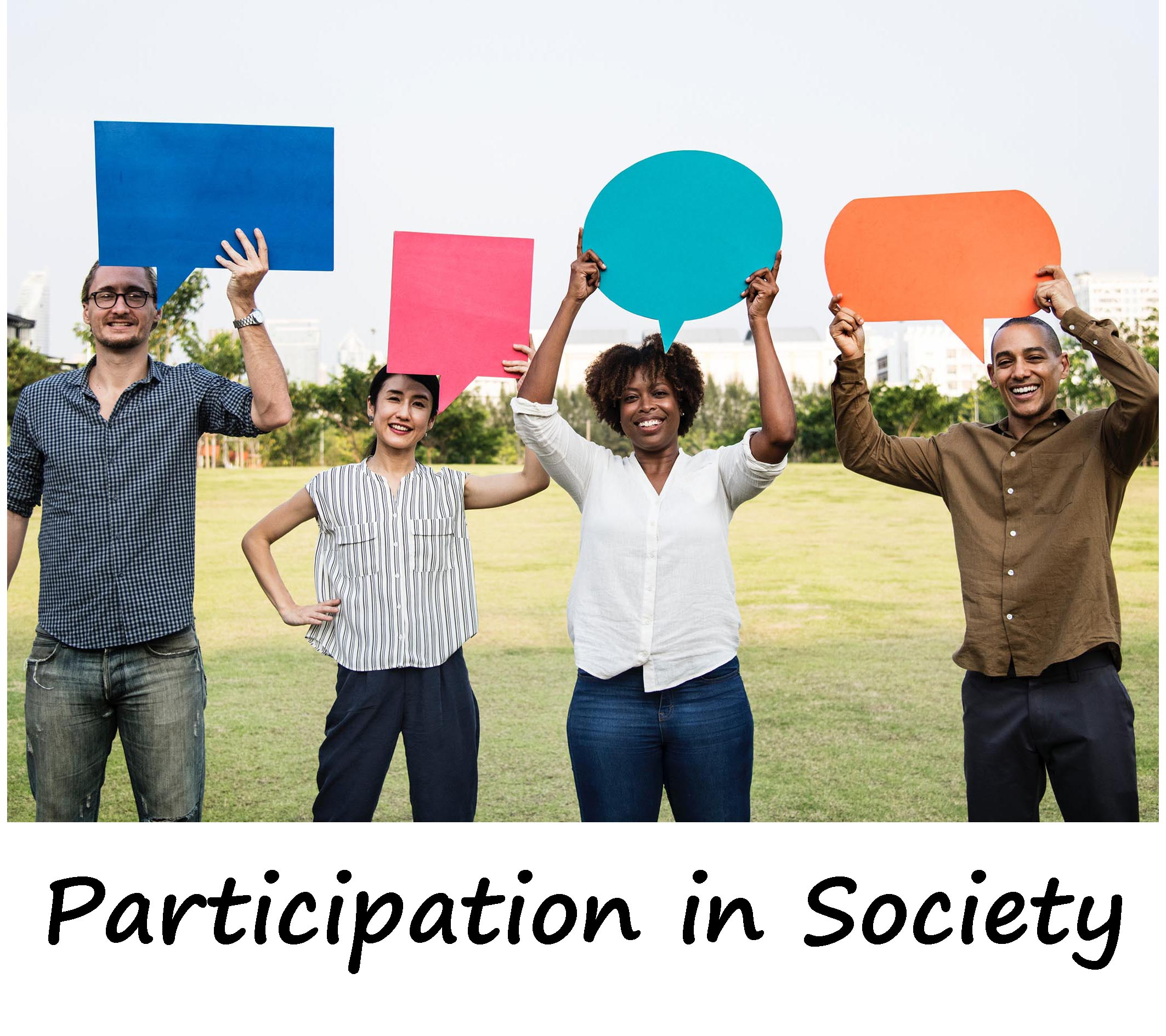 Link to Participation in Society