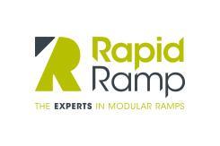 Rapid Ramp logo - Wheelchair ramps & steps