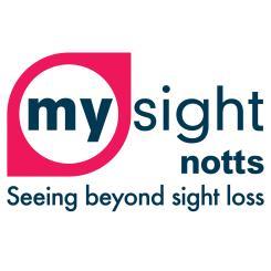 My Sight Notts Logo