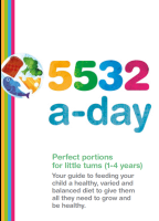 Portion sizes guide booklet