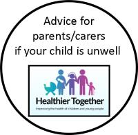 Advice for parentscarers if your child is unwell