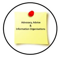 Advocacy Advice and Information