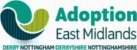 Adoption East Midlands logo