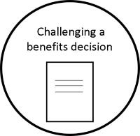 challenging a benefits decision