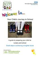 Child's Journey to School Guide
