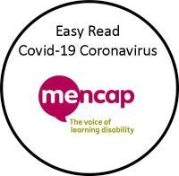 Easy Read Mencap Covid 19 Coronavirus