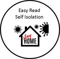 Easy read Self Isolation